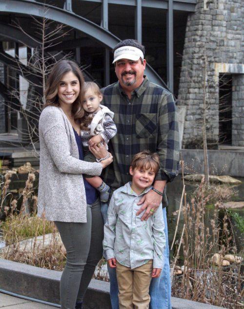 Graham Culbreth and Family